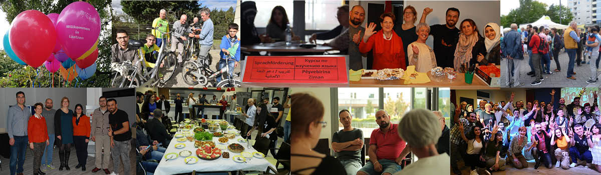 Netzwerk für Flüchtlinge in Laatzen
